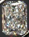 brown princess cut diamond