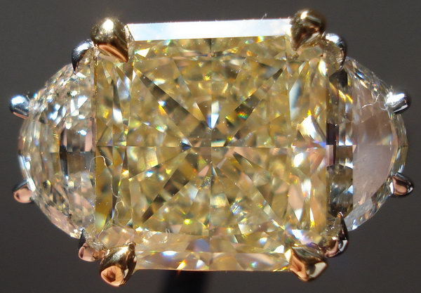 yellow diamond engagement ring.