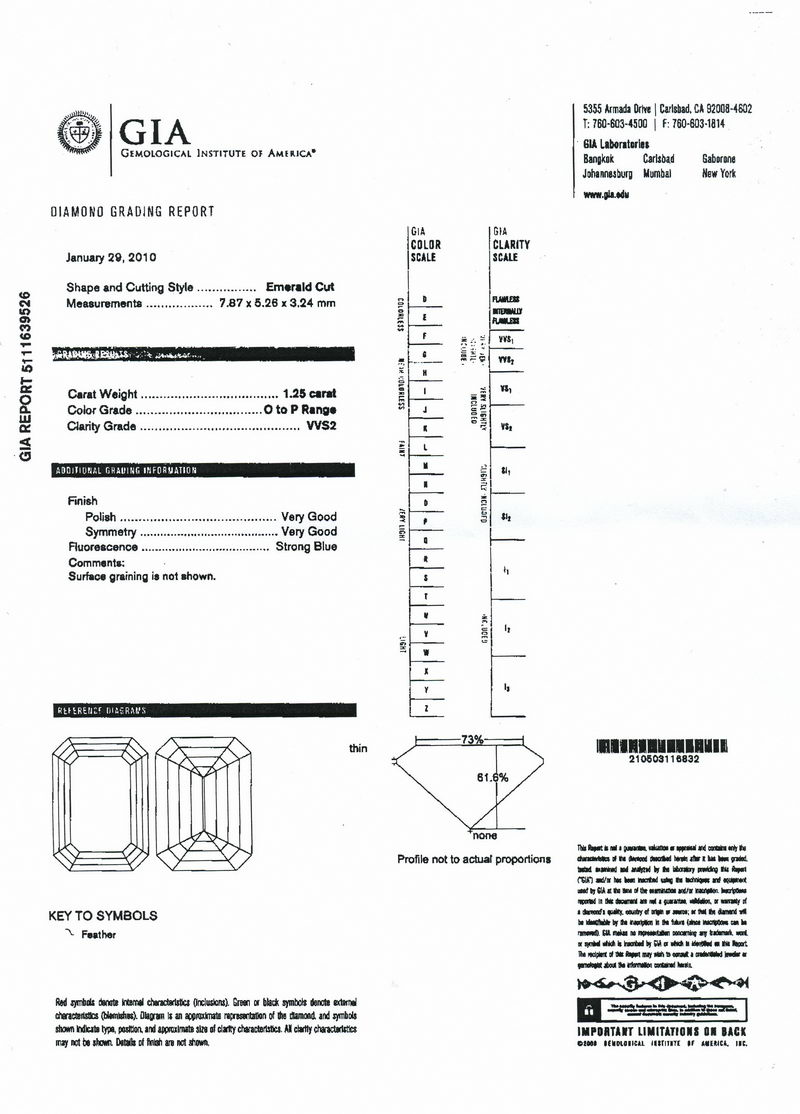 diamond grades examples comparison life chart real of clarity scale a see