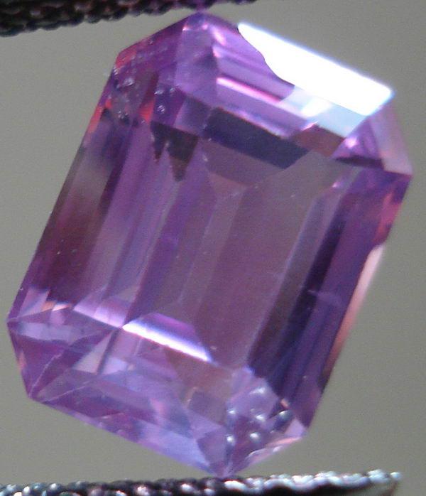 precision cut sapphire