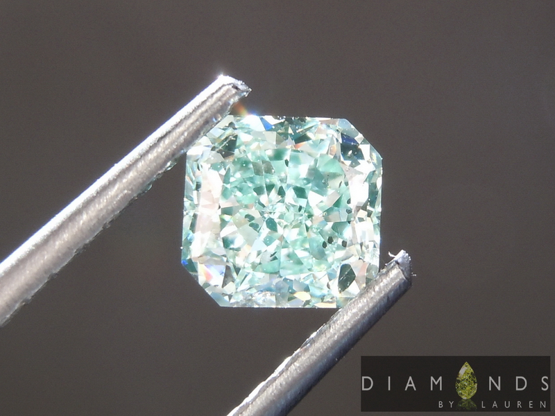 green diamond diamond