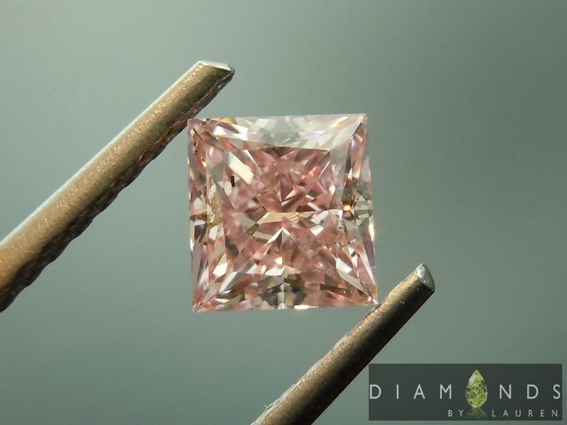 pink diamond diamond