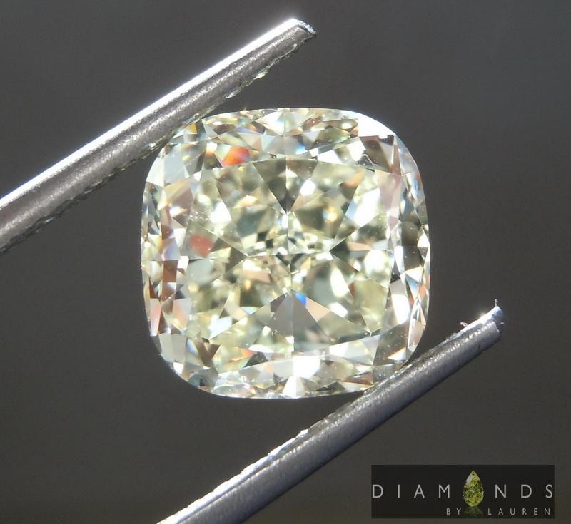 natural yellow diamond diamond
