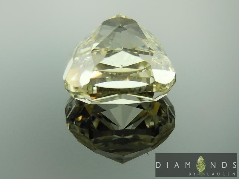natural light yellow diamond