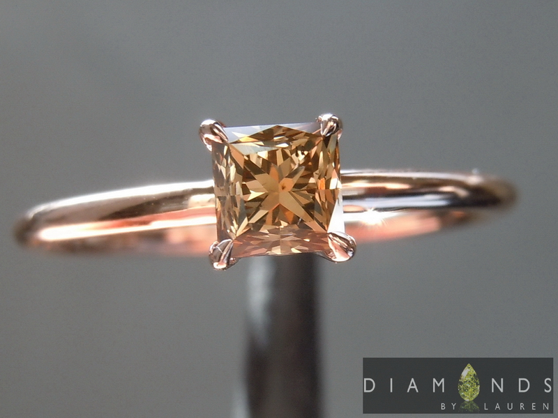 fancy ring hi size sams dia rose img diamond sz ct w gold brown t in ip rings a