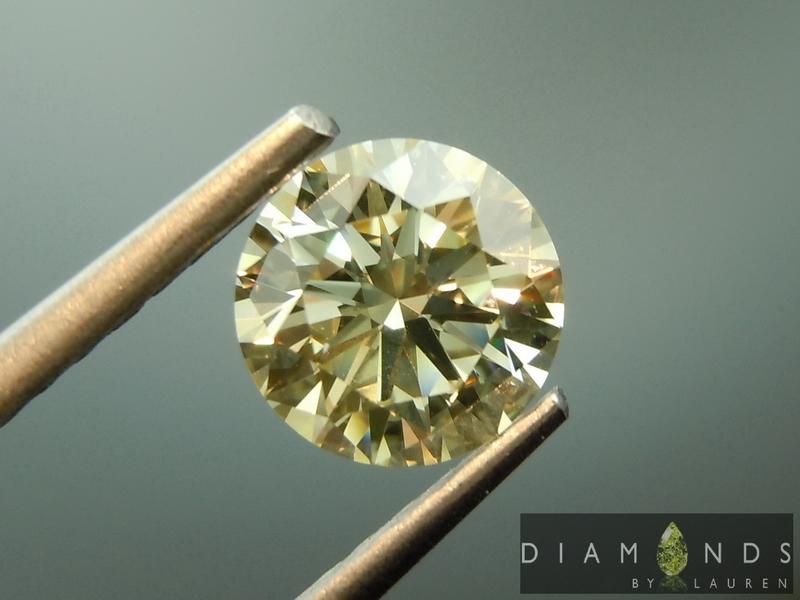 round brilliant diamond