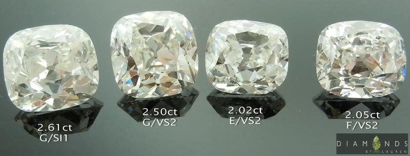 diamond parcel