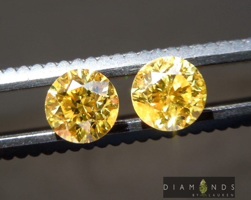 gia fancy vivid yellow