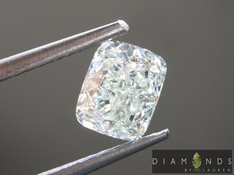 light green diamond