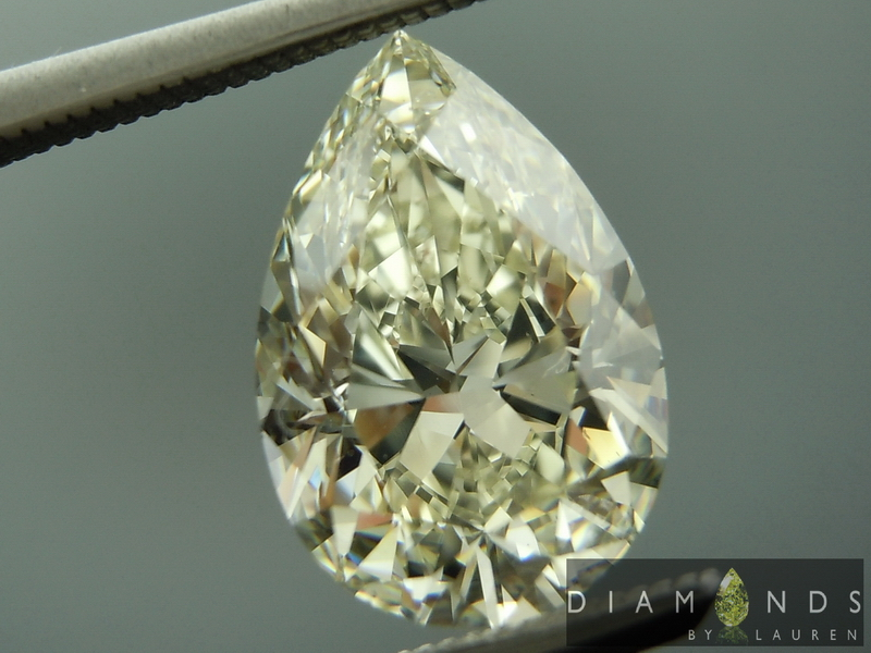 pear shapediamond