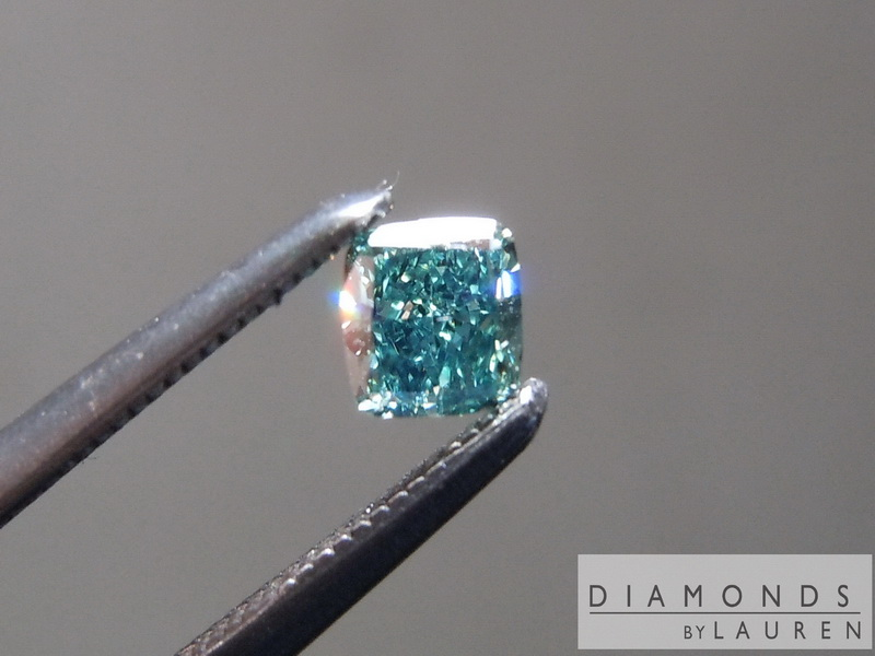 gia blue diamond