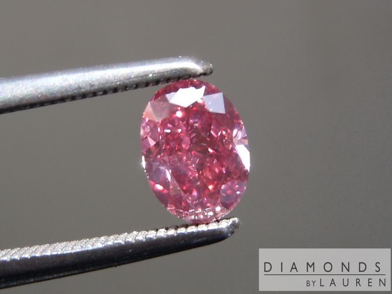 gia vivd pink diamond