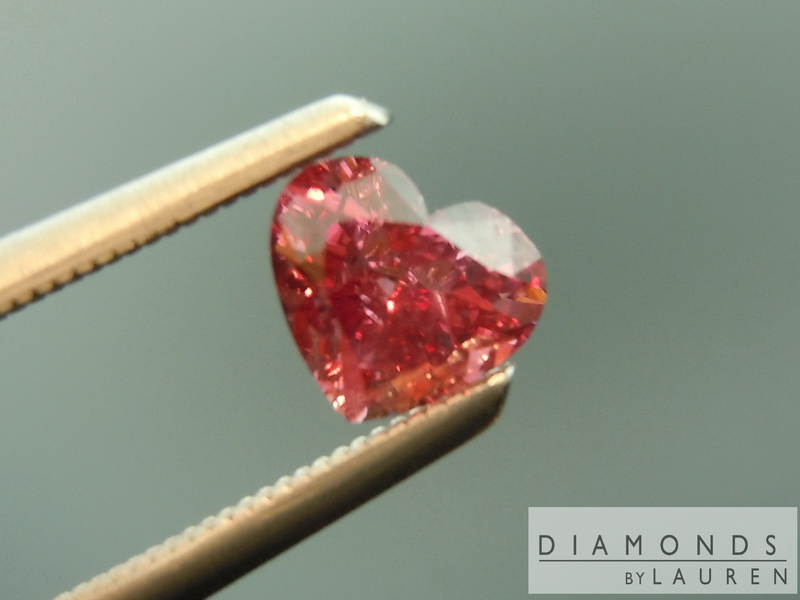 gia red diamond