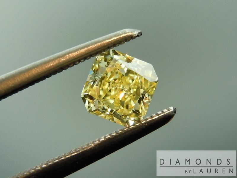 gia yellow diamond