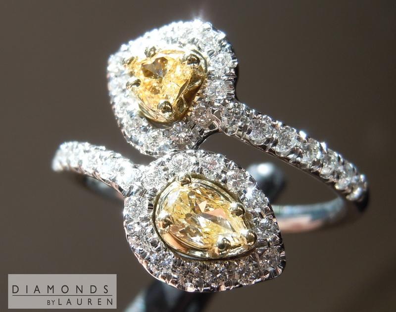 vintage style diamond ring