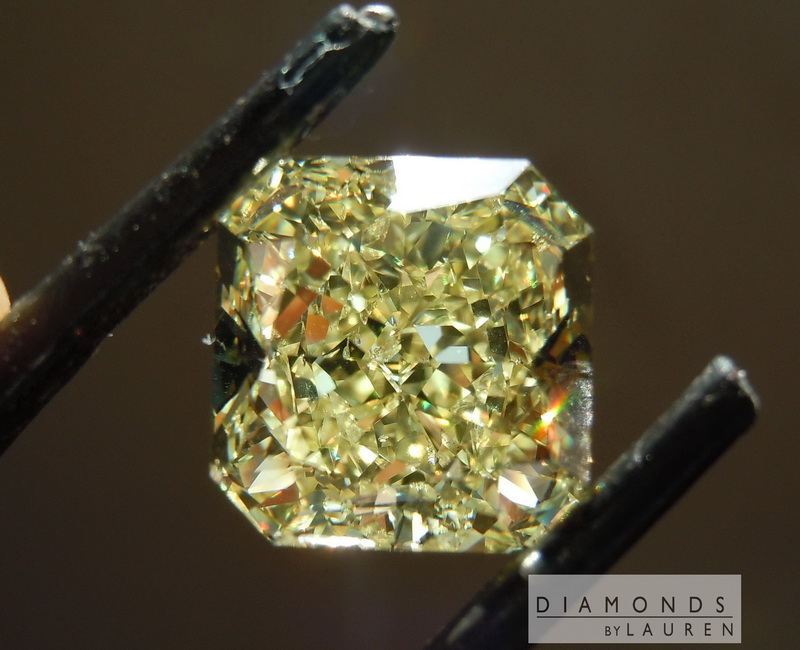 canarylow diamond