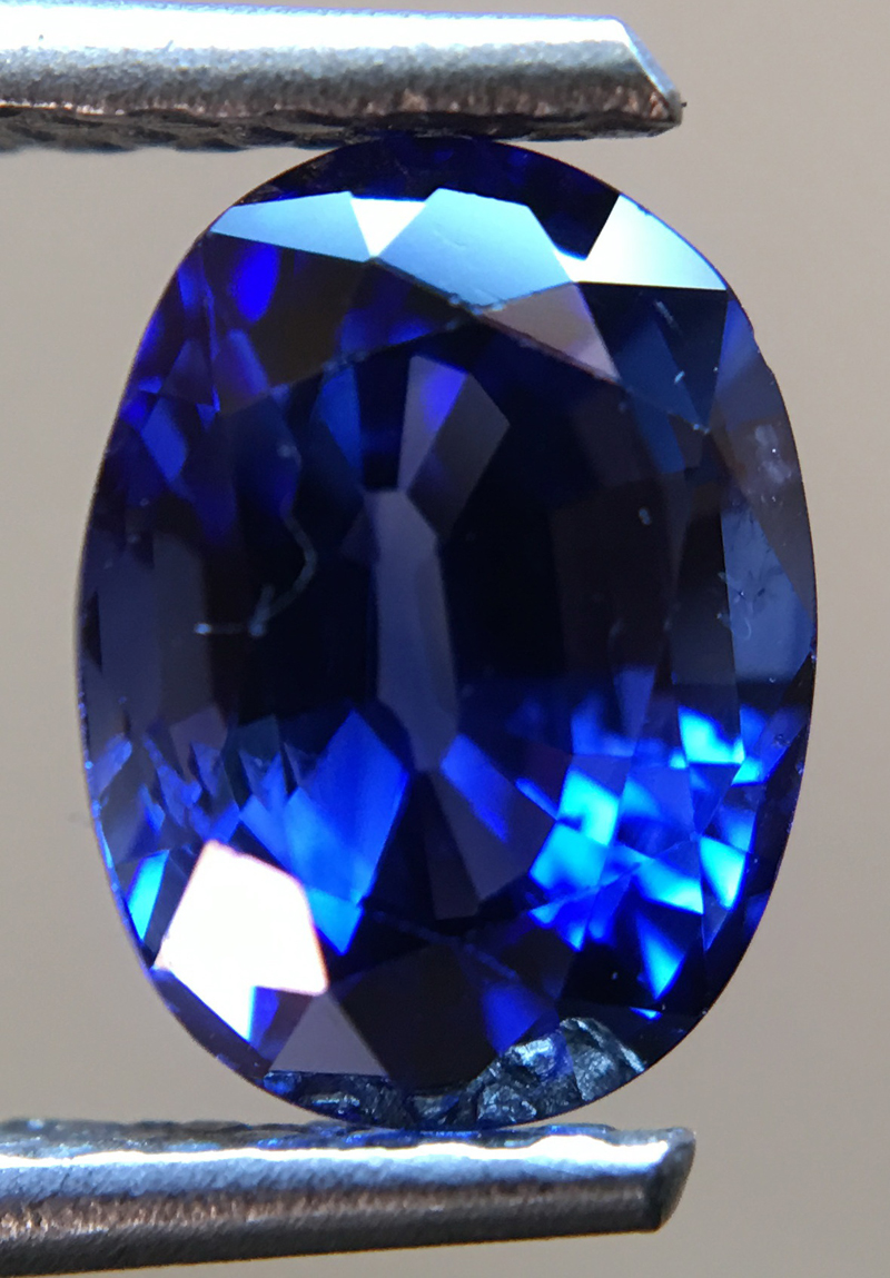 background blue solid color sapphire