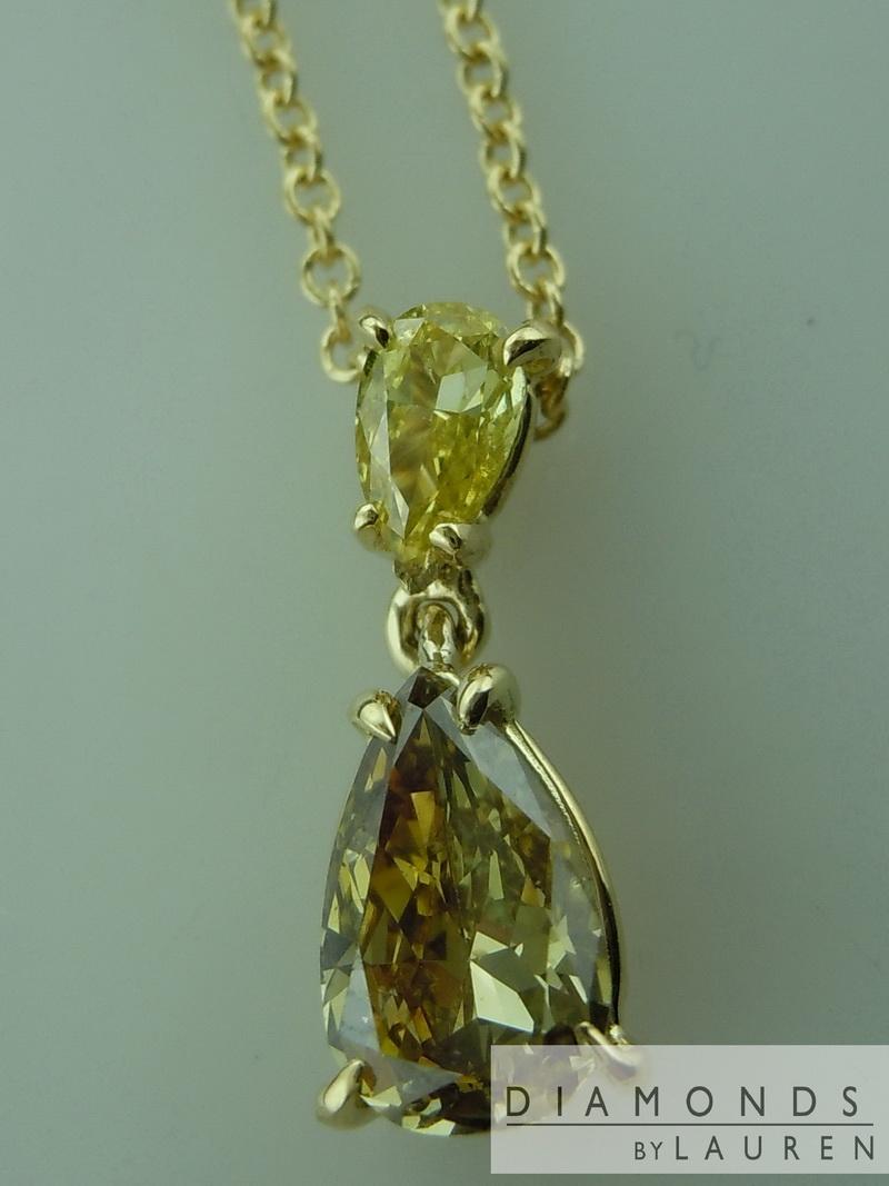 diamond pendant diamond