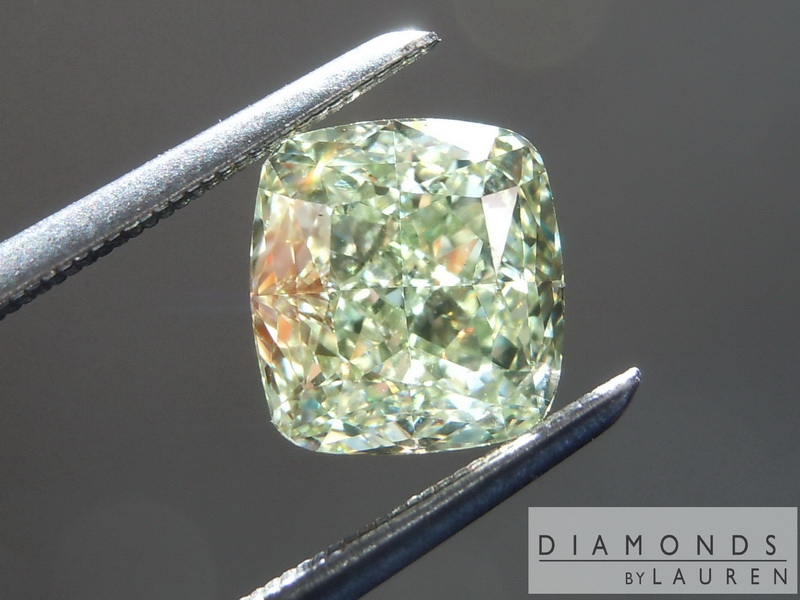 gia green diamond