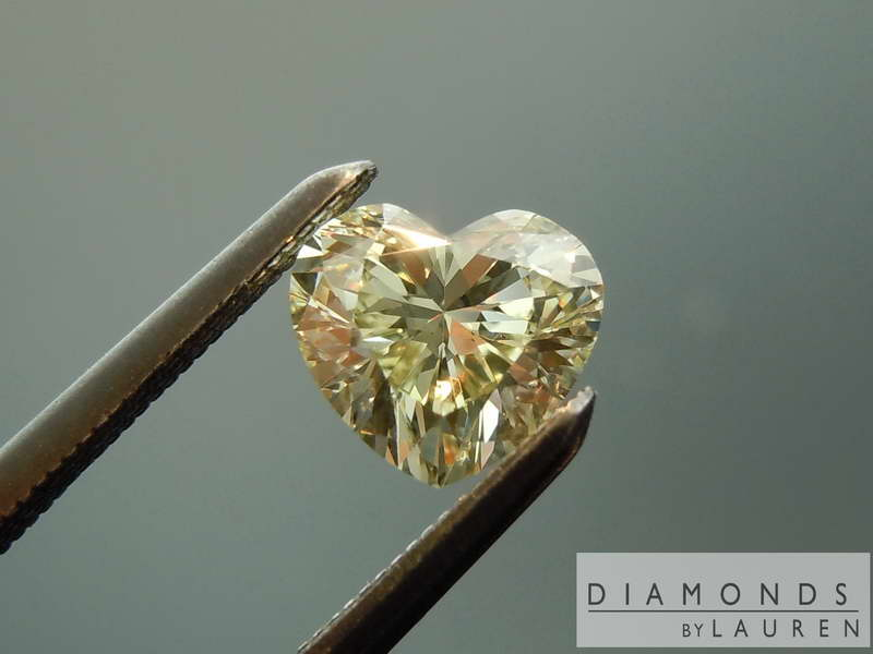 gia yellow diamond