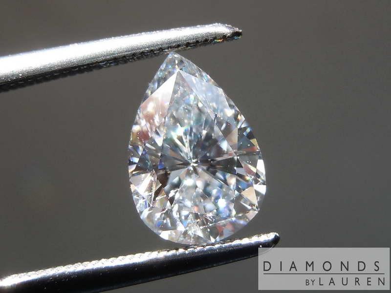 ccolorless diamond