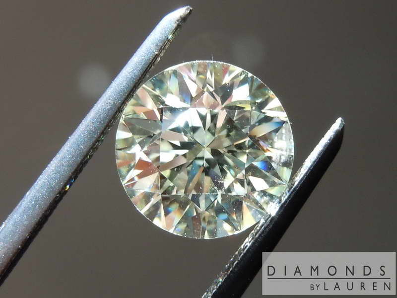 old style diamond