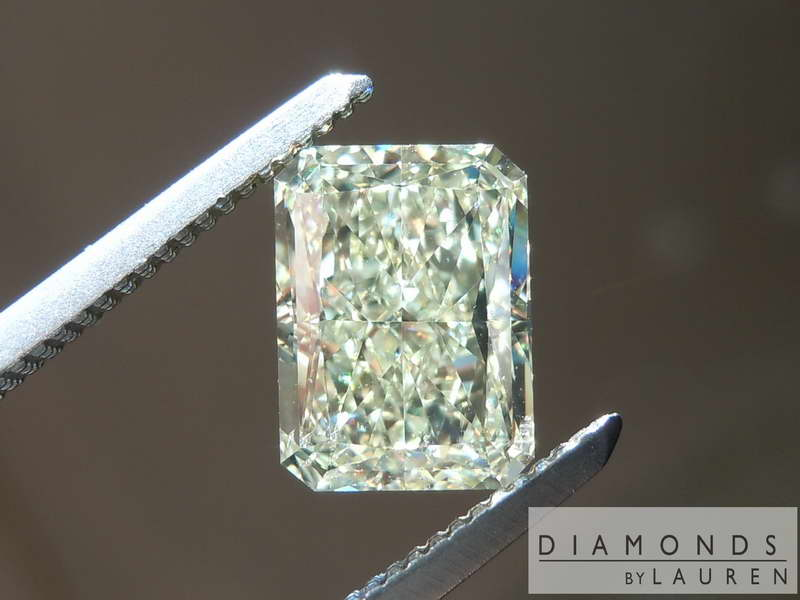 lime green diamond