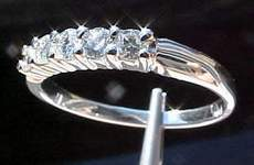 SOLD.....28ct Total Weight Diamond Band G/I1 R1599