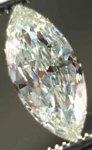 SOLD....Loose Diamond: .53ct Long Legged Marquise Diamond Special Of Spade R2550
