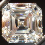 SOLD......Loose Diamond: 2.12ct F Internally Flawless Asscher Cut Diamond EXCELLENT Cut R2855