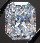 "SOLD....Loose Diamond: 2.52ct E/Si1 ""Premier"" Med Blue Radiant Cut Diamond- Great cut R3049"
