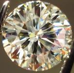 SOLD....Loose Diamond: 2.09ct W-X Internally Flawless Unique Rund Brilliant Diamond R3110
