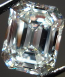 SOLD....Loose Diamond: 4.22ct K/VS1 Emerald Cut DIamond GIA Amazing cut R3134