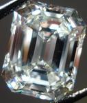 SOLD....Loose Diamond: 4.22ct K/VS1 Emerald Cut DIamond GIA Amazing cut R3134
