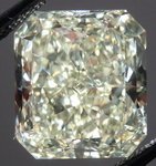 SOLD....Loose Yellow Diamond: 6.32ct Y-Z Radiant GIA Beautiful Cut R3156