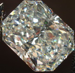 SOLD.....Loose Diamond: 6.66ct L/VS2 Radiant GIA Devilishly lovely! Written by OMC R3173