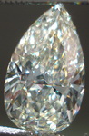 SOLD....Loose DIamond: 1.32ct L/VS2 Pear Shape Diamond Dreamy cut GIA R3184