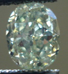 SOLD....Loose Diamond: .82ct Fancy Greenish Yellow Oval GIA R3237