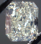 SOLD.....Loose Diamond: .82ct Light Yellow Strong FLUORESCENCE  R3256