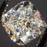 SOLD...Loose Diamond: .1.01ct M/I1 Cushion GIA great value R3267