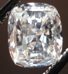 SOLD.....Loose Diamond: .73ct K/SI2 Cushion GIA Large Looking lotsa Sparkle R3274