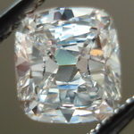 SOLD....Loose Diamond: .76 G/SI1 GIA Daussi Cushion Laser inscribed WEBSITE SPECIAL R3151