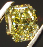 SOLD.....Loose Diamond: .70ct Fancy Yellow VS1 Radiant GIA Sweet color R3395