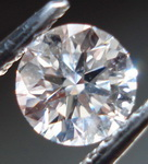 SOLD....Loose Diamond: .44ct Ideal Cut Round Diamond F/SI2 AGS Report R3388