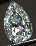 SOLD.....Loose Diamond: 1.01 M/VS2 Pear Diamond Really nice cut GIA R3418