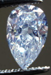 SOLD.....Loose Diamond: 1.00 J/VS2 Pear Shape GIA Great Cut STRONG BLUE that you can see R3420