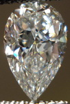 SOLD....Loose Diamond: 1.03 G Internally Flawless Pear Diamond- Lovely organic shape GIA R3422