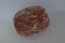 SOLD....Loose Diamond: 1.07ct Fancy Brownish Pinkish Orange Incredible color GIA is this FISHY R3447