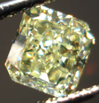 SOLD.....Loose Diamond: 1.05ct Fancy Yellow Radiant VS1 GIA Gorgeous Stone R3471