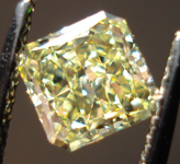 SOLD....Loose Diamond: .74ct Fancy Intense Yellow Radiant VS2 GIA WOW!! R3469